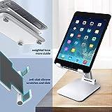 Kocuos Tablet Stand, Angle Height Adjustable