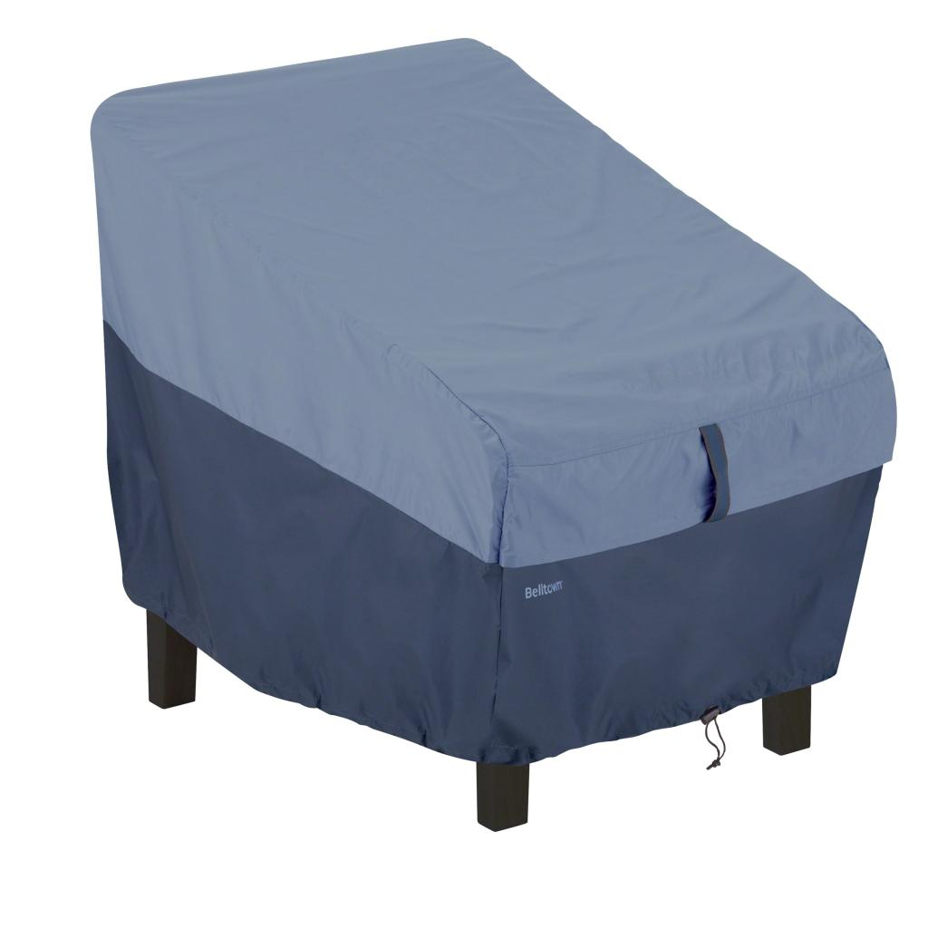 Classic accessories 55 291 015501 00 belltown patio chair for Patio furniture covers amazon ca
