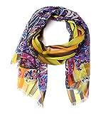 Etro Women's 106605594500 Multicolor Silk Scarf