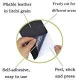 Leather Repair Patch, 5 Pcs First-aid Adhesive