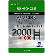 Assassin's Creed Syndicate: Helix Credit Medium Pack - Xbox One Digital Code