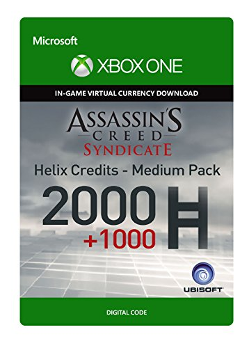 Assassin's Creed Syndicate: Helix Credit Medium Pack - Xbox One Digital Code by Ubisoft