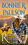 Riding for Redemption  | Western Romance: Clearwater County Collection (Redemption Series Book 2)