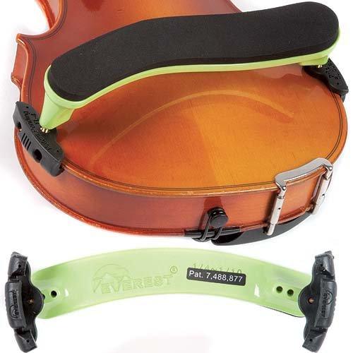 Everest Green Violin Adjustable Shoulder product image