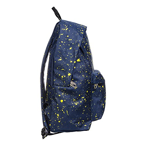 Hype Zaino Scuola, multicolore - Navy Yellow Speckle