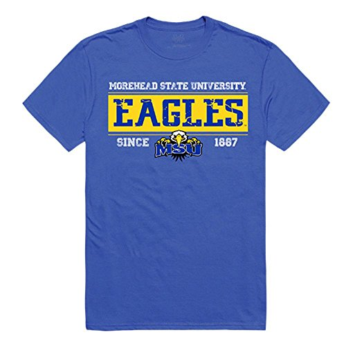 rsity Eagles NCAA Established Tees T-Shirt ()