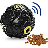 Smart Doggie Interactive Food Dispensing IQ Treat Ball Dog Squeak Toy for Small/middles Size and Unchew Dog