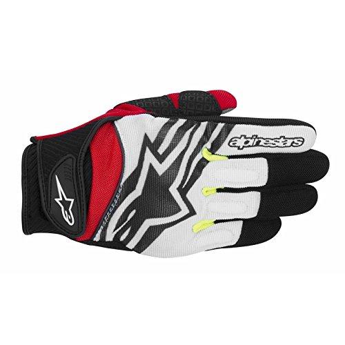 Alpine Motorcycle Gloves - 7
