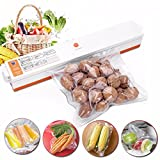 Product review for UL Automatic Electric Vacuum Sealer Food Saver Storage Bags Kitchen Seal Ring Machine