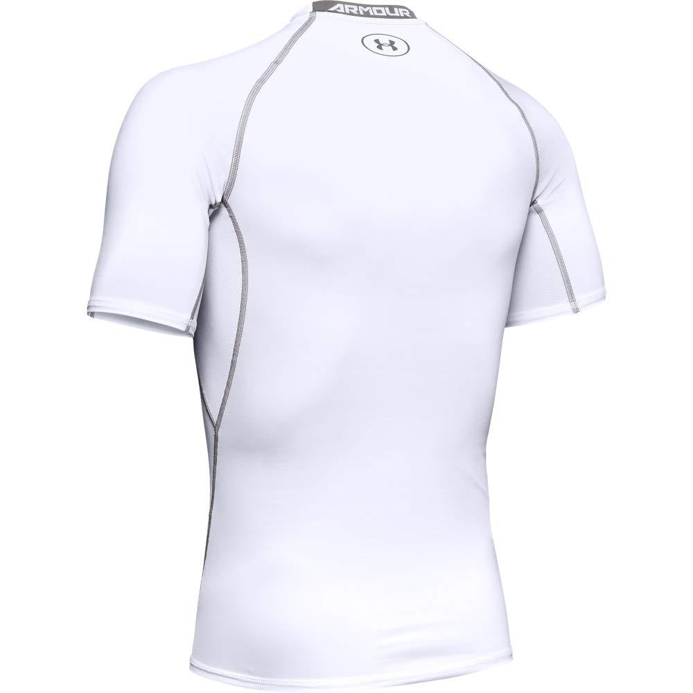 Under Armour Mens HeatGear Armour Sleeveless Compression T-Shirt