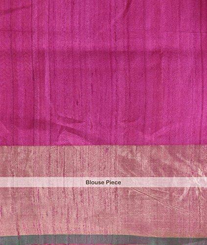 Simaaya -  Vestito  - avvolgente - Donna Rosa Pink Taglia Unica