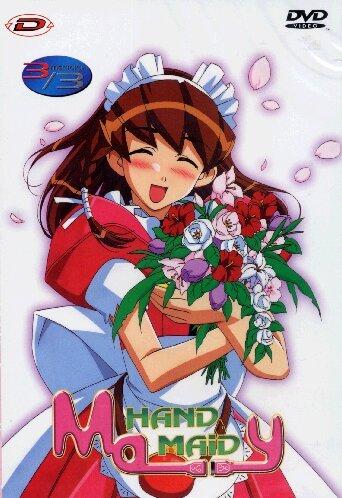 serie anime Maid