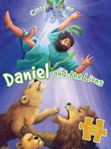 Carry Me Puzzle Book: Daniel and the Lions: 8 Pages, 4 Puzzles, 16 Pieces Each Puzzle pdf epub