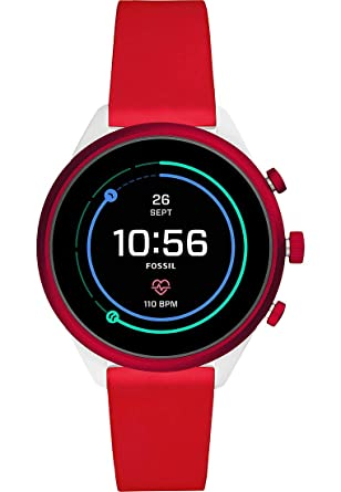 Fossil Sport Smartwatch - Wearables - FTW6052: Amazon.es: Relojes