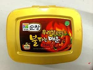 Sunchang Hot Pepper Gochujang Paste Level 5 Extreme Hot!