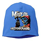 Unisex Misfits American Psycho Beanie Hat Watchcap