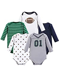 Baby Boys' Cotton Bodysuits