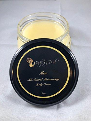 All Natural Body Cream (For Men)