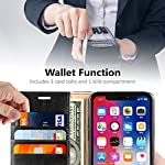 WOW Imagine Shock Proof Flip Case Back Cover for Apple iPhone 11 (Flexible | Leather Finish | Card Pockets Wallet…