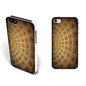 Vintage Mandala Pattern Hard Case Protector for Iphone 4 4s