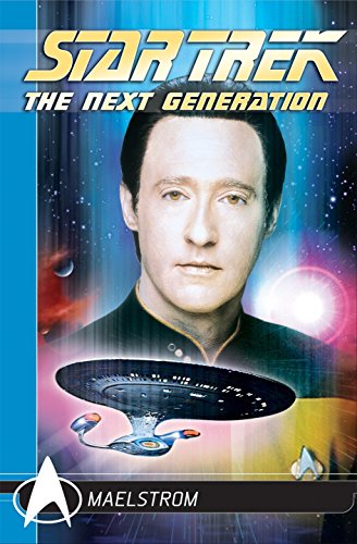 Star Trek - The Next Generation Comics Classics: Maelstrom (Titan Star Trek Collections) (Best Star Trek Next Generation Novels)