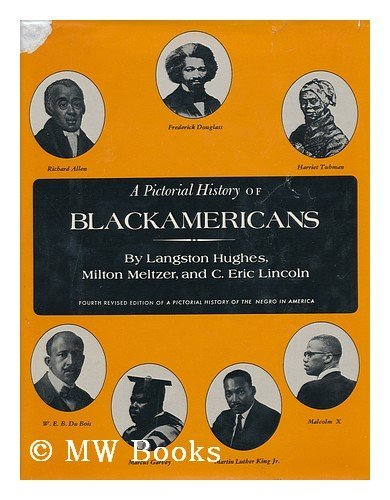 Books : Pictorial History of Black Americans