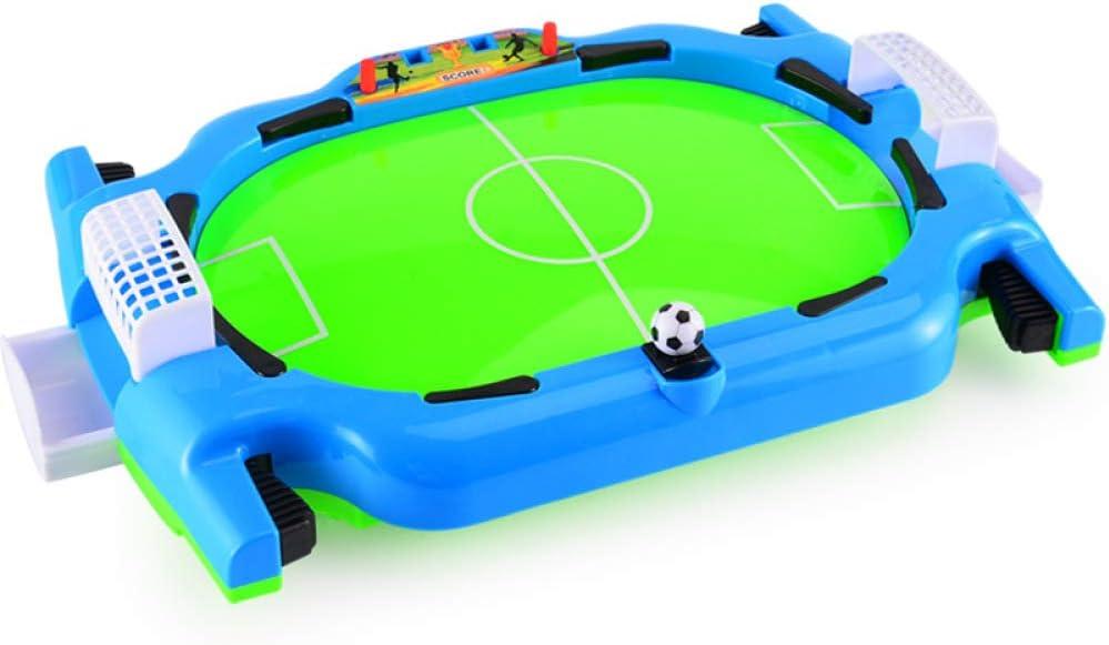 BO LU Mini Juego De Fútbol De Mesa Juego De Fútbol De Mesa Juego De Novedad Power Shot Habilidades De Fútbol: Amazon.es: Hogar