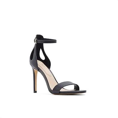 Aldo Heels Sandal for Women, Size 8 US, Black