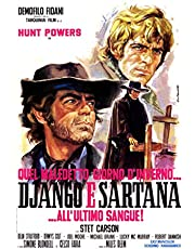 Django E Sartana All'Ultimo Sangue