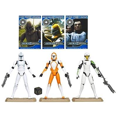 Star Wars Battle Packs Republic Clone Troopers Pack