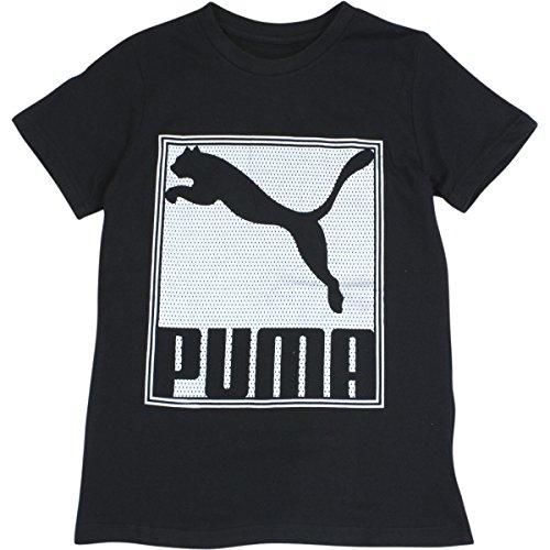 - PUMA Big Boys' Athletic Tee Shirts, Star Red, X-Large (18/20)