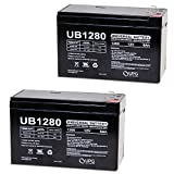 New 12V 8AH Battery RAZOR Scooter ES300 E200 E300 Bella Betty Daisy Vapor - 2 Pack