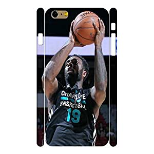 Classic Basketball Player Series Handmade Phone Shell Skin for Iphone 6 Plus Case - 5.5 Inch
