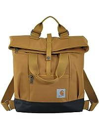 Legacy Women's Hybrid Convertible Backpack Tote Bag, Carhartt Brown