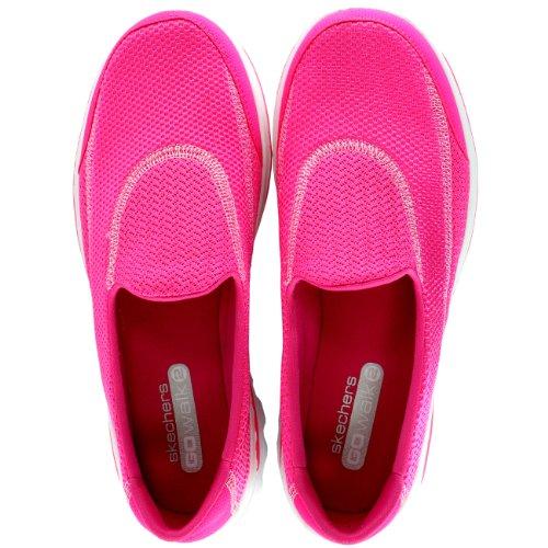 Mujer Zapatillas Walk para de Deporte Go 2 Skechers Gris xpTtq70wc