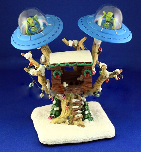 Simpsons Christmas Village.Amazon Com Hawthorne The Simpsons Christmas Village Bart S