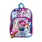My Little Pony Galaxy Girl 16' Backpack with Hair