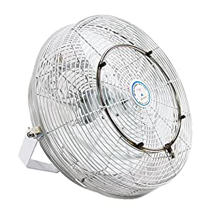 Amazon.com: High Velocity Outdoor Mist Fan - For Patio