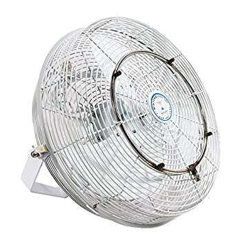 High Velocity Outdoor Mist Fan   For Patio Cooling, Restaurant Misting,  Industrial Cooling