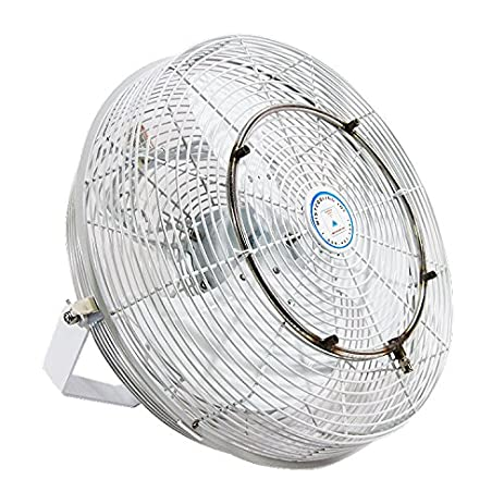 Amazon.com: High Velocity Outdoor Mist Fan - For Patio Cooling ...