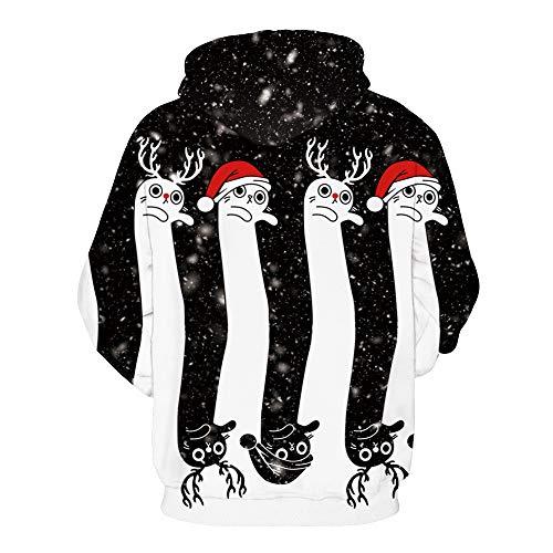 m Spfazj Pareja Armario Impresión Navidad Traje Béisbol Dinero De Código Grande 3d Explosión Santa Digital Sombrero Con S Fxnqrw6TF