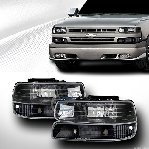 01 silverado euro headlights - 8