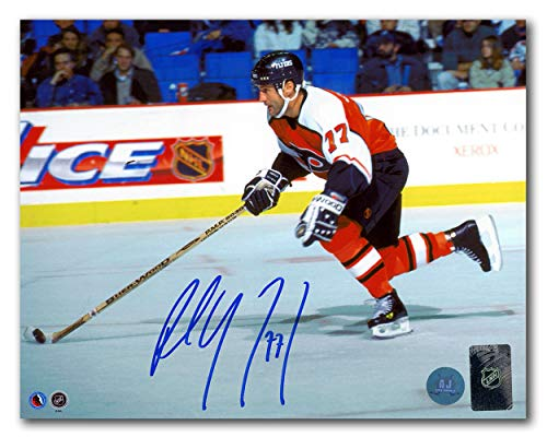 Paul Coffey Philadelphia Flyers Autographed Hockey Rush 8x10 -