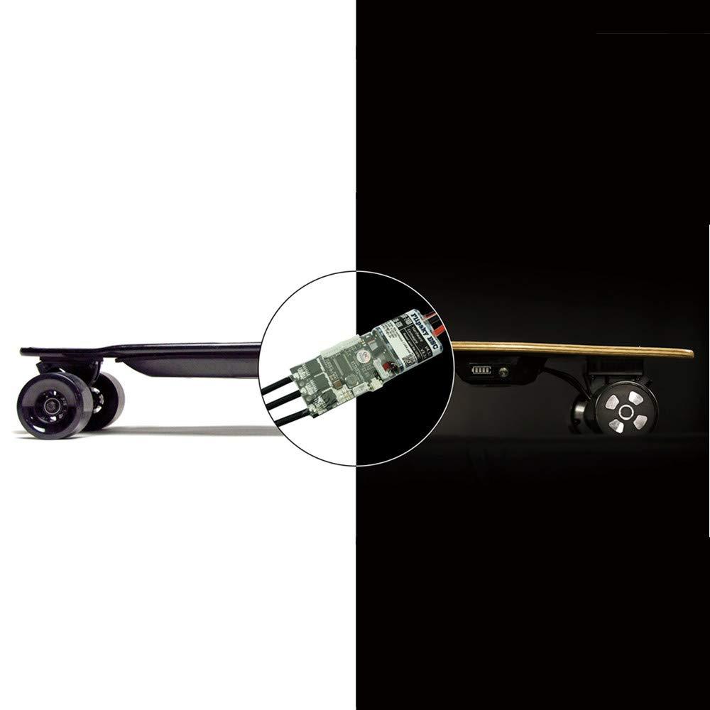 HGLRC FSESC VESC V4.12 50A SK8-ESC Open Source for Electric Skateboard//E-Bike//EScooter FSESC V4.12 50A HGLRC-FLIPSKY