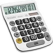 Calculadora Elgin com 12 dígitos MV-4132 Branca, Elgin, 42MV41320000, Branca