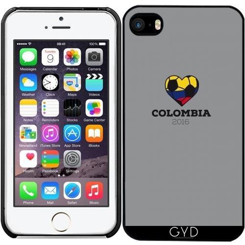 Coque pour Iphone SE - T-shirt De Football Colombia 2016 by ilovecotton