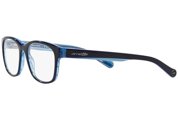 Amazon.com: Arnette – Selector un 7081, Wayfarer, acetato ...