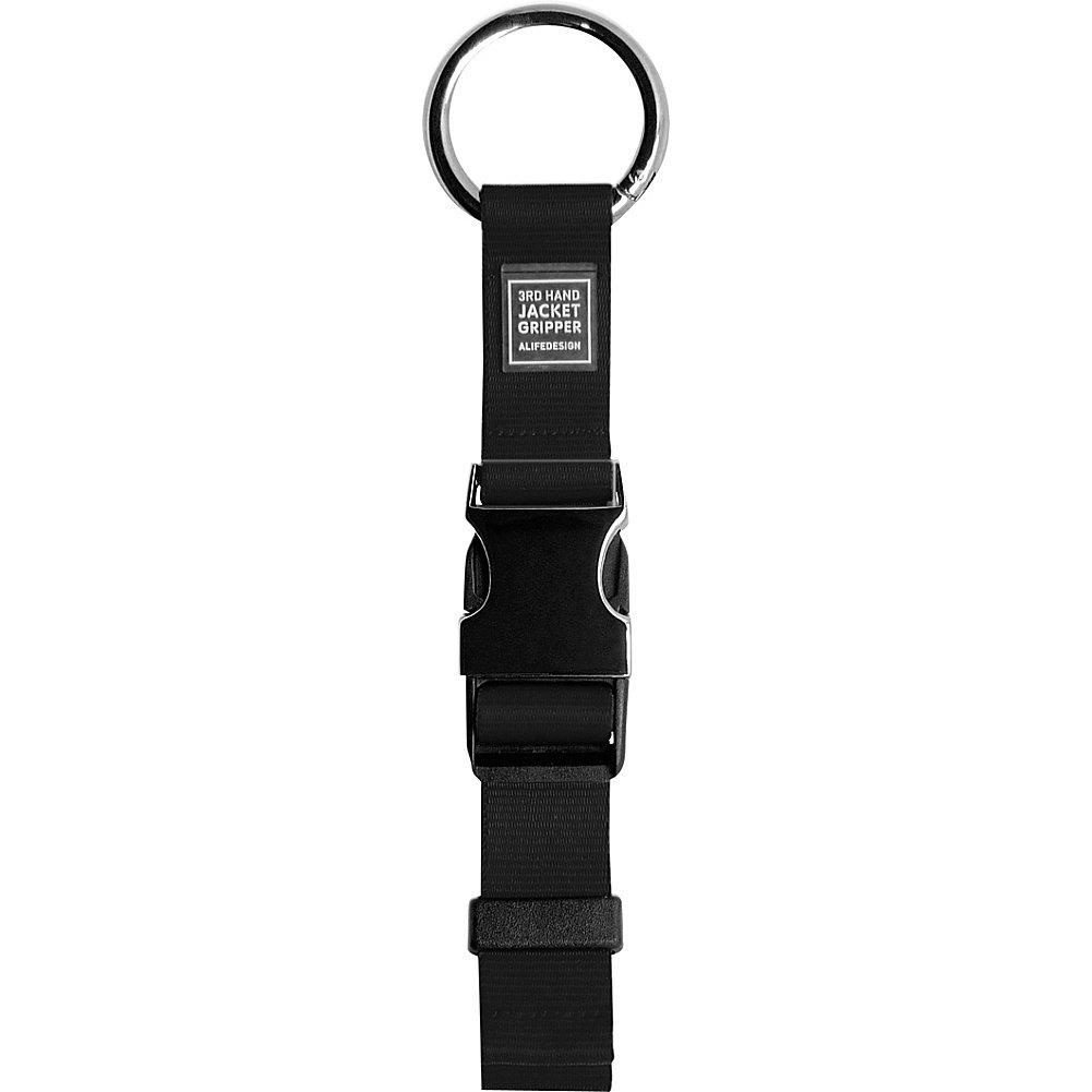 ALIFE DESIGN Alife Design 3rd Hand Jacket Gripper (Black)