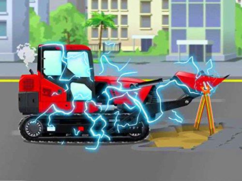 Smart Bulldozer in a trouble