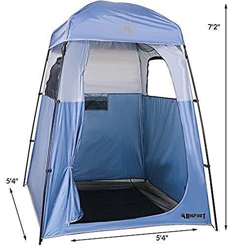 Bigfoot Outdoor Products Standup Privacy Shelter Tent